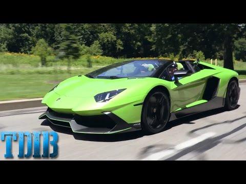 Lamborghini Aventador Review!- Avenger Full of Smiles!