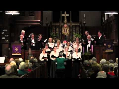 """St. Michael's presents """"All is Calm, All is Bright' Part 1 of 4"""