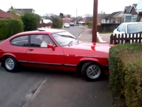 stloen ford capri 2 8 injection from london chingford read description for more info youtube. Black Bedroom Furniture Sets. Home Design Ideas