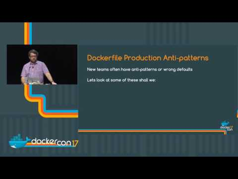 Journey to Docker Production: Evolving Your Infrastructure and Processes