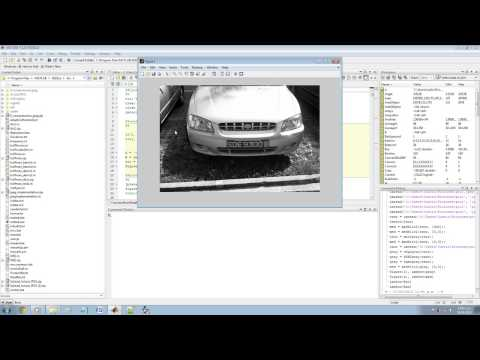 Automatic License Plate Recognition Using Python And Opencv