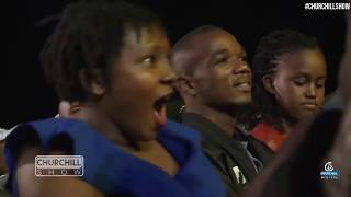 Churchill Show Kitui Special Edition