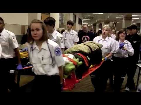 26th annual MN Youth Emergency Services Competition
