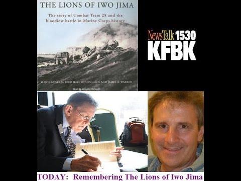 Iwo Jima Anniversary Tribute