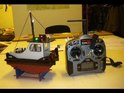 "Mini ""Springer Tug"" - YouTube"