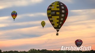 Highlights - Battle Creek Field of Flight Airshow and Balloon Festival 2016