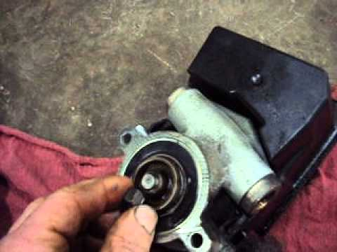 What is the difference between power assisted steering and