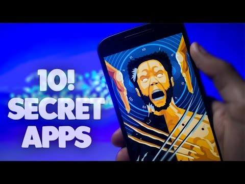Top 10 SECRET Android Apps NOT on the PLAYSTORE | feat. Tech Daily
