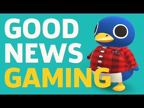 Wholesome Animal Crossing Wedding, Game Companies Doing Good, And Daft Things To Smile At | Good …