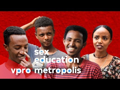 Sex education at school in Bolivia and Ethiopia - VPRO