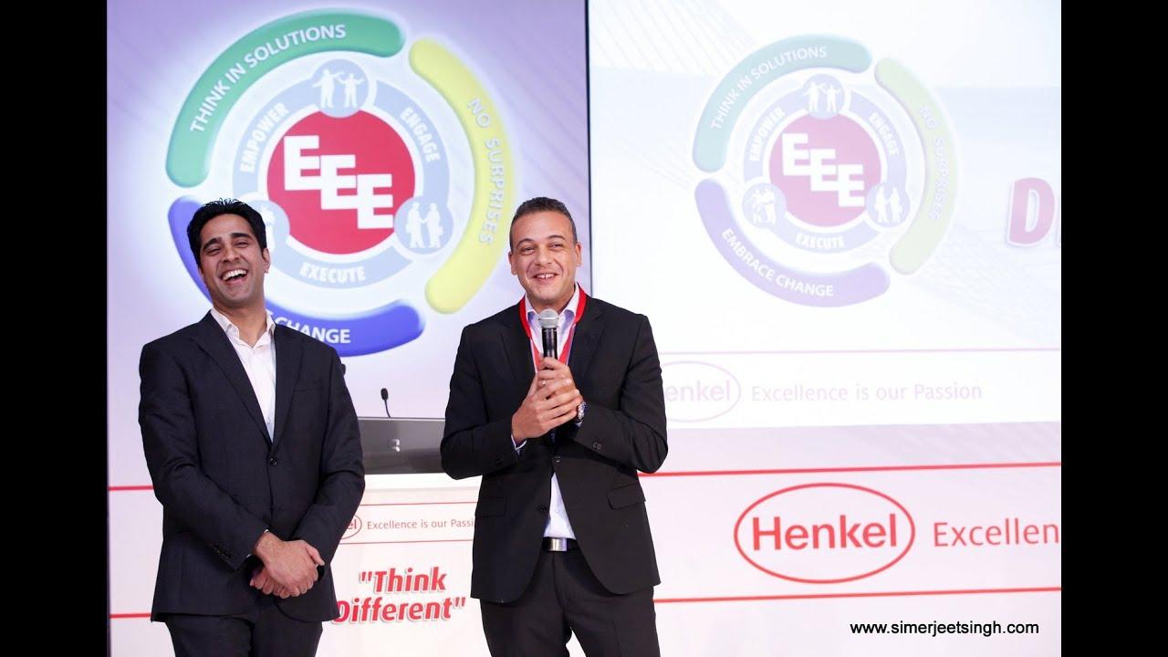 Motivational Speakers in Dubai - Introduction of Keynote Speaker Simerjeet  Singh