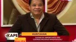 KB: Gaano kahalaga ang marriage counseling?