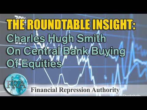 Charles Hugh Smith On Central Bank Buying Of Equities