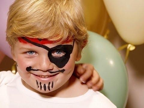 Worksheet. Maquillaje de pirata para Carnaval  YouTube