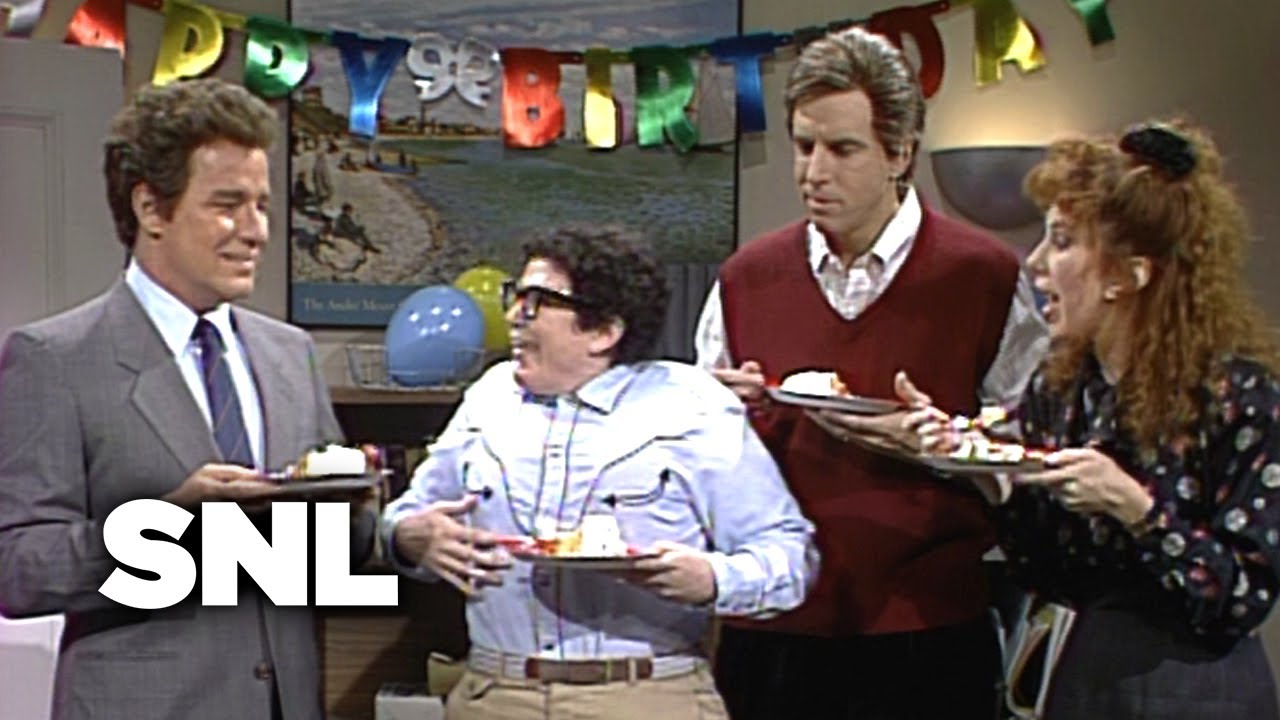 Download It's Pat: Birthday Party - Saturday Night Live