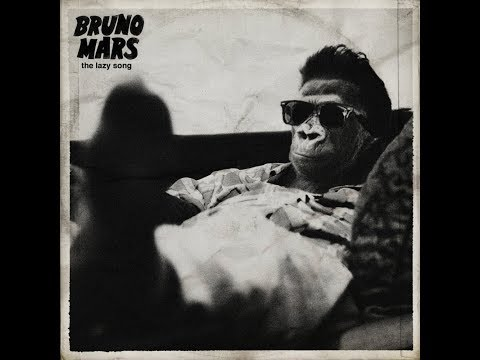 The Lazy Song (Clean Radio Edit) - Bruno Mars