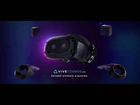 HTC Vive Cosmos Elite - Bande Annonce