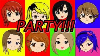 [歌ってみた] JUMP!D - Hey! Say! JUMP's PARTY!! - Cover Song