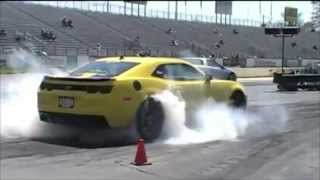 Bumble Bee Camaro Show Car, Music by AWOL Nation.