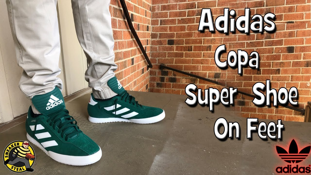 Adidas Copa Super Shoe On Feet Review - YouTube 463dabf6798