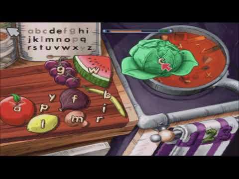 Disney's Winnie the Pooh Preschool: Part 3 - Kanga's Alphabet Soup (Gameplay/Walkthrough)