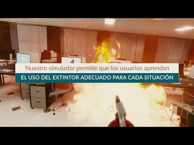 Simulador de Riesgos con Realidad Virtual - Incendios
