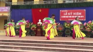 Ngoại Khóa : Uống Nước Nhớ Nguồn - 12A2 - K9 - Trường THPT Nguyễn Siêu - Khoái Châu - Hưng Yên