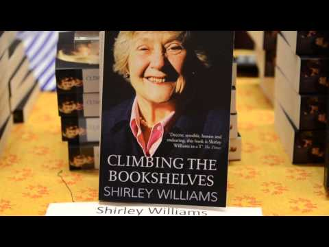 Shirley Williams at Off the Shelf