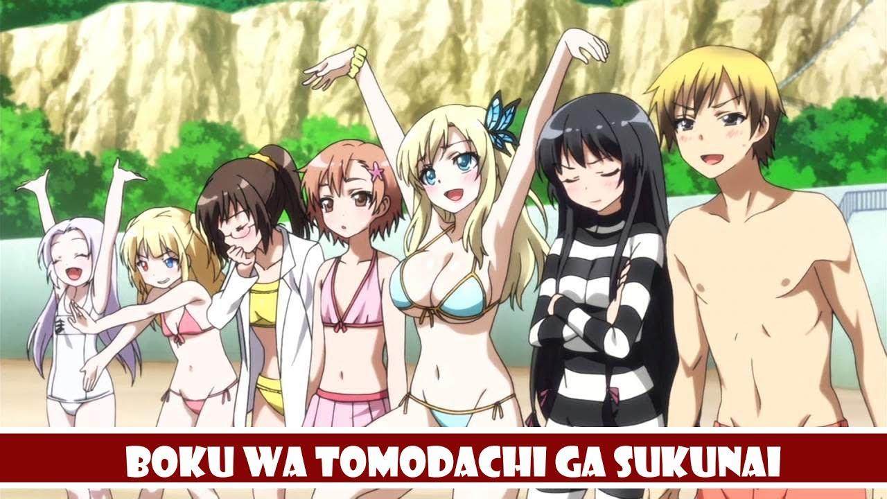 Boku Wa Tomodachi Ga Sukinai