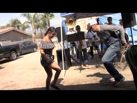 DANCING TO THE BANDA || EDITH ZEPEDA