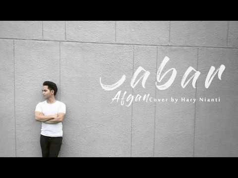 Sabar (Afgan) Cover by Hary Nianti