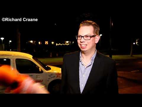 Oranje showniews - Richard Craane