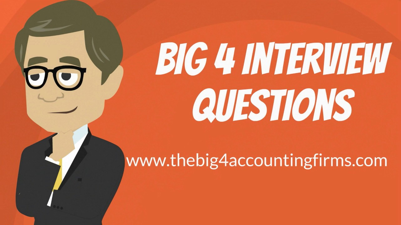 big 4 interview questions pdf