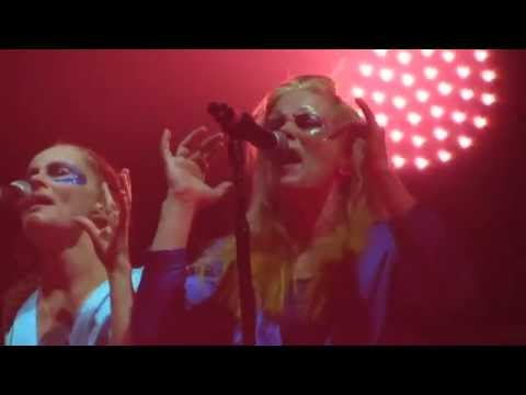 The Knife - We Share Our Mothers' Health - Live @ The Fox Theater 4-9-14 in HD