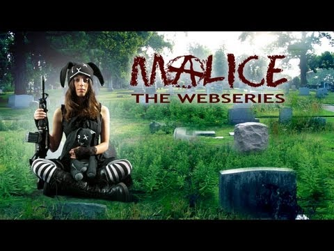 "MALICE: The webseries trailer - ""I am Alice"""