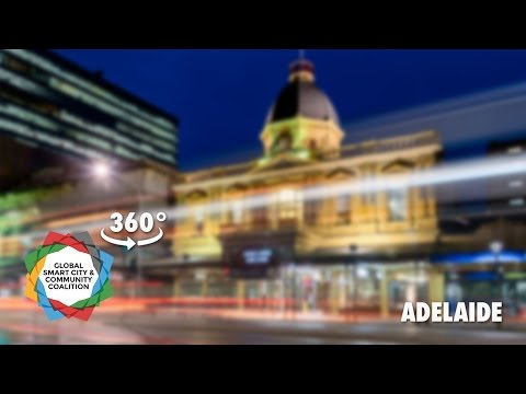 Adelaide in 360 Virtual Reality - GSC3 VR