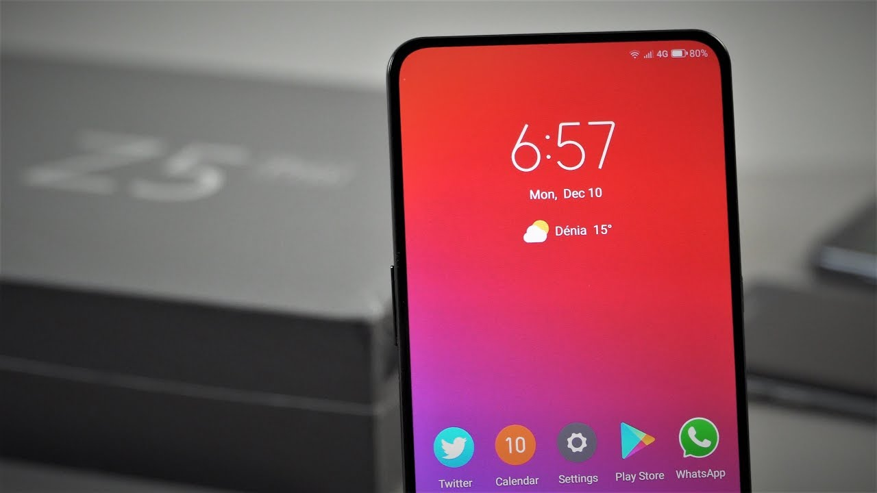 Lenovo Z5 Pro Review What Were They Thinking Youtube