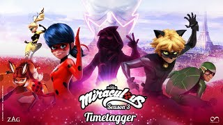 MIRACULOUS | 🐞 TIMETAGGER - OFFICIAL TRAILER 🐞 | Tales of Ladybug and Cat Noir
