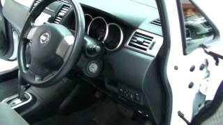 Nissan Tiida Latio 2006 1 5L Auto