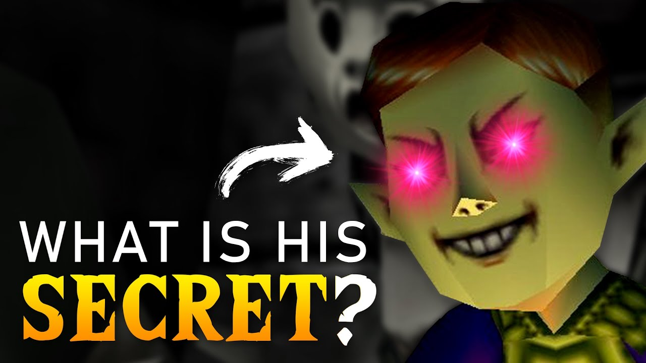 Download The MYSTERY of The Happy Mask Salesman's Identity! [Zelda Theory]