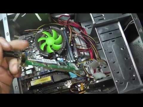 видео: как поменять сетевую карту на компьютере своими руками Видео урок#67(stas alekseev)