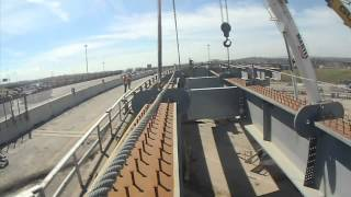 Structal-ponts - Échangeur des autoroutes 20 et 73