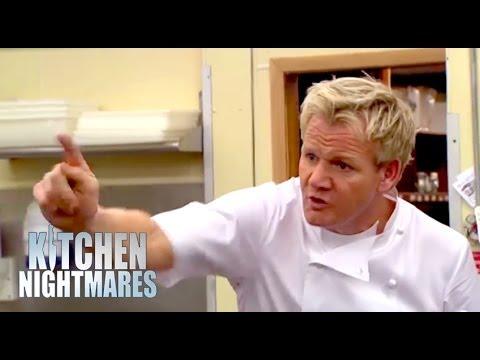 Kitchen Nightmare The Grasshopper