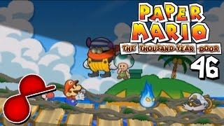 Paper Mario TTYD - [46] The Fun Seeker
