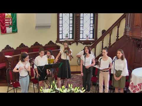 Rejts most el - Nyíregyháza-Városi Református Ifjúsági Zenekar