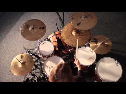 Modern Funk drums grooves and licks with Daniel Sapcu