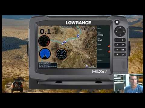 Point-1 External Antenna Calibration w/ Pitch & Roll - Lowrance Off Road GPS