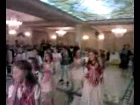 Matrimonio Villa Regina Grottaminarda Balletto Bambini