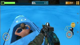 Shark Hunting: Animal Shooting Games - Android GamePlay - Shark Hunting Games Android #5