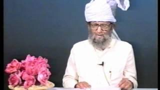 Urdu Dars Malfoozat #123, So Said Hazrat Mirza Ghulam Ahmad Qadiani(as), Islam Ahmadiyya